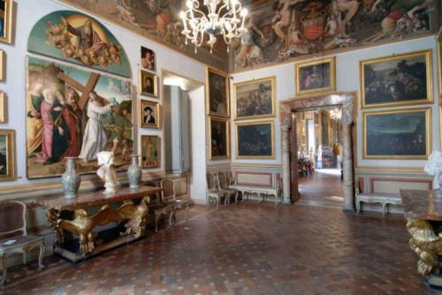 Come in una casa: la Galleria di pittura e lo Studiolo del cardinal Bernardino Spada