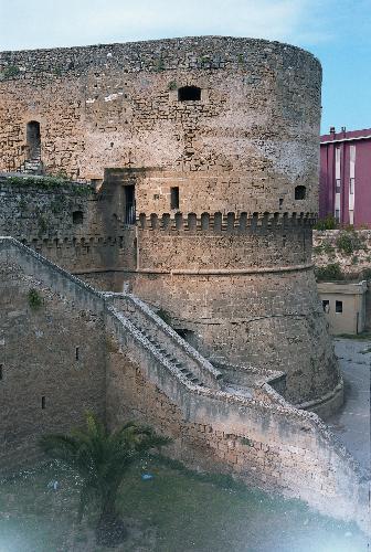Castello svevo di Brindisi