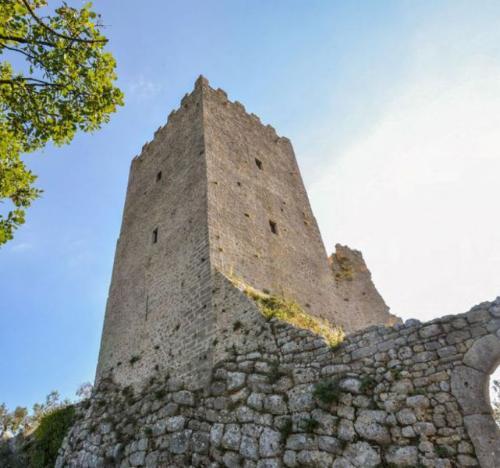 Una notte alla Torre di Cicerone