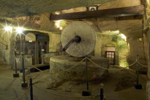 Frantoi ipogei di Palazzo Granafei