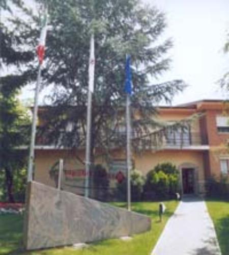 Centro documentazione aziendale figli di Pinin Pero - Sugar Packets Museum