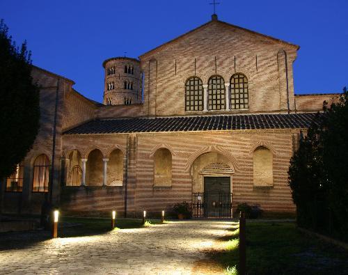 Suggestioni notturne | visita guidata serale alla Basilica di Sant'Apollinare in Classe