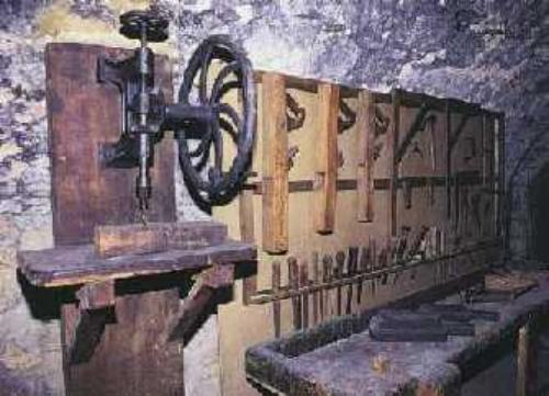 Antica falegnameria
