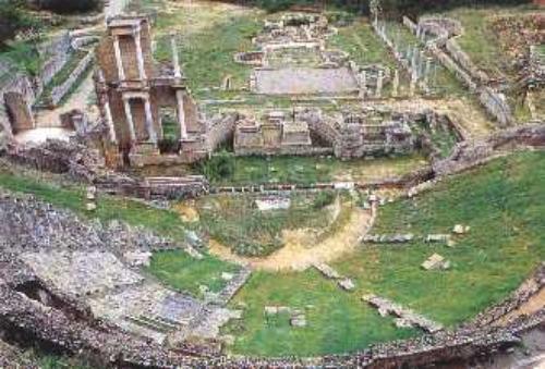 Aree archeologiche di Volterra