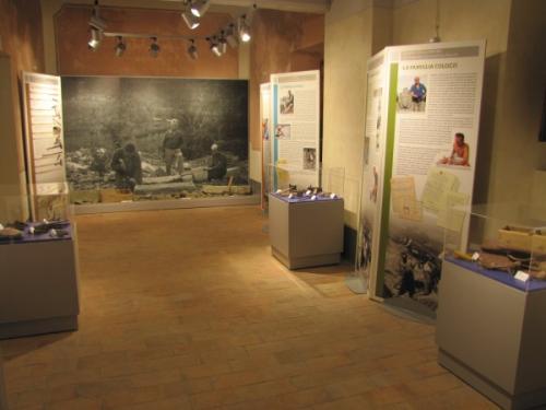 Museo della pietra lavorata.