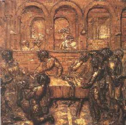 Battistero della Cattedrale di Siena
