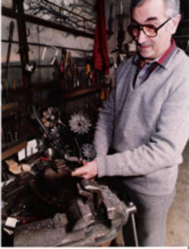 """Museo """"Ernesto e Mario Ferrari"""" artigiani del ferro"""