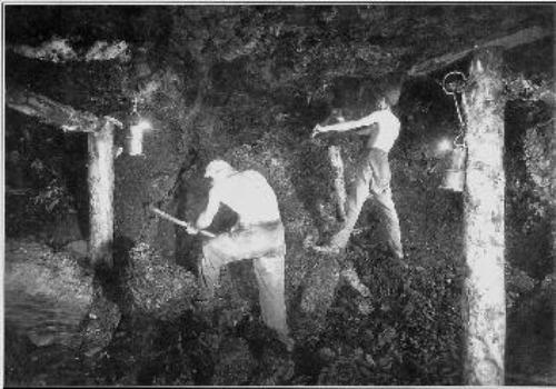 Museo delle miniere di Cavriglia