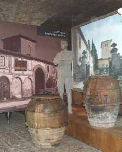 Museo etnografico della mezzadria senese