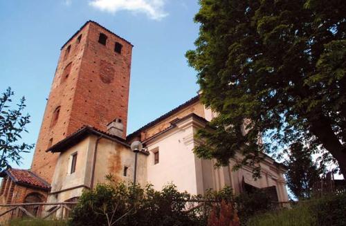 Torre e Cappella dei Rivalba