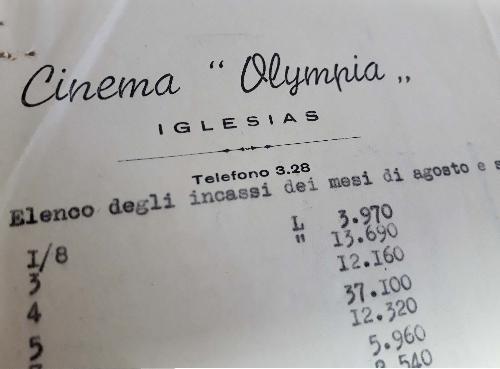 Donazione Manca: un esempio del condividere. Il cinema Olimpia di Iglesias