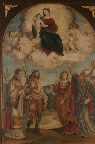 "Pinacoteca ""Patrizio Gennari"""