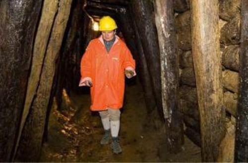 Avventura in miniera Villandro