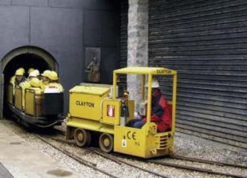 Museo delle miniere - Miniere di Predoi