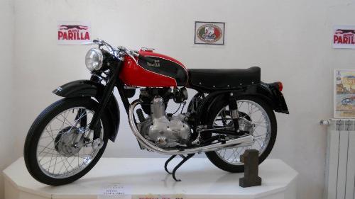 Museo del ciclo e del motociclo Giovanni Parrilla
