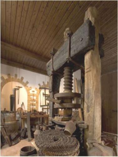 """Museo enologico """"Grasso"""""""