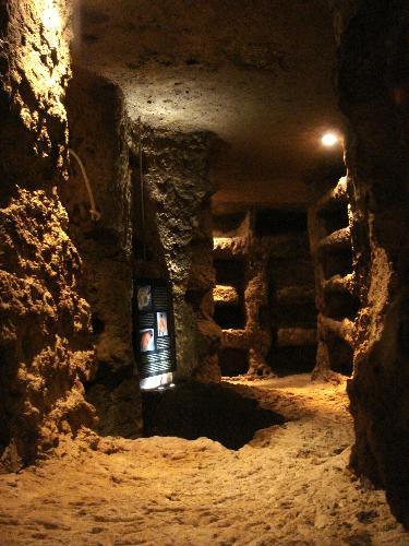 Catacombe di Santa Lucia