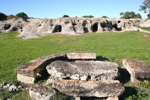 Complesso archeologico di Pottu Codinu