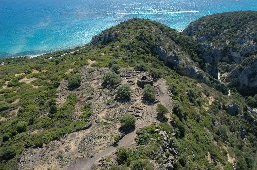 Area archeologica Nuraghe Mannu