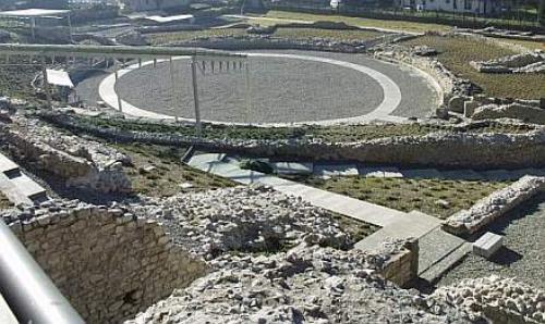 Parco archeologico del teatro e dell'anfiteatro di Cividate Camuno