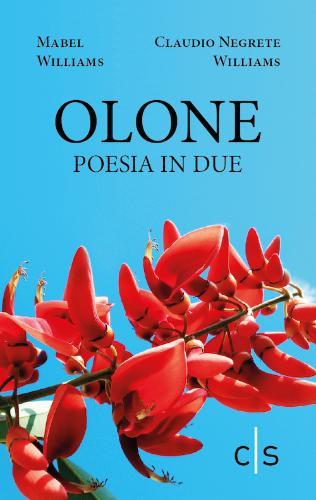 """Presentazione del libro Olone """"Poesia in due""""  di Claudio"""