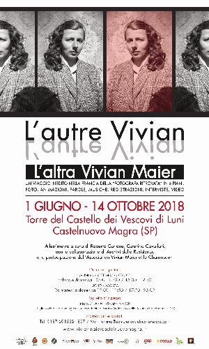 """L'autre Vivian. L'altra Vivian Maier. Un viaggio inedito nella Francia della """"fotografa ritrovata"""" in 6 piani."""