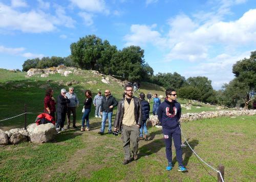 Nuragici e Fenici a Pani Loriga: storia di un incontro