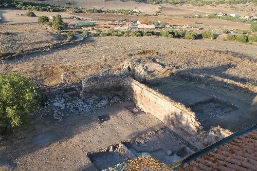 Bisarcio Live Archaeology 2012/2017
