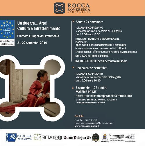 Rocca Roveresca - Giornate Europee del Patrimonio 2019