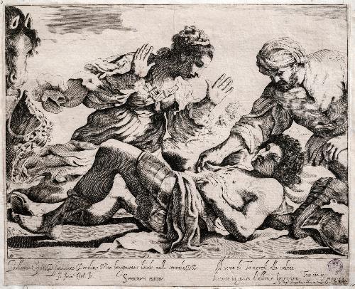 Stampe in collezione. Guercino e Pasqualini: un sodalizio nel segno della grafica