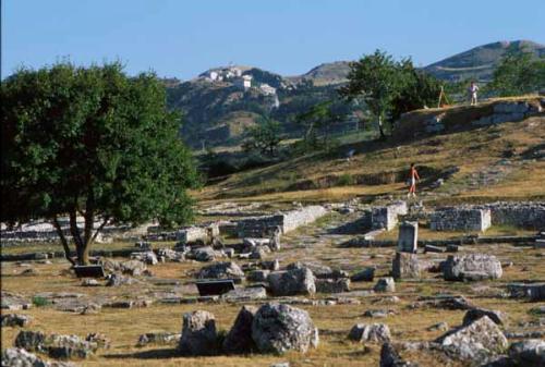 Parco archeologico di Iuvanum