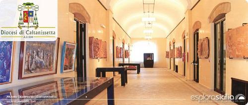 Museo diocesano d'arte sacra - del seminario vescovile di Caltanissetta