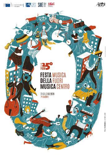 Festa della musica 2019: concerto del Simone quartet