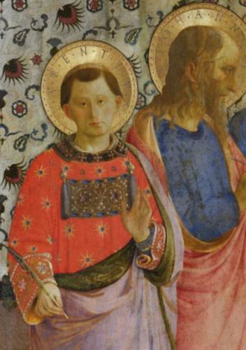 Museo di San Marco. per i 150 del museo presentazione del restauro della Pala di San Marco del Beato Angelico