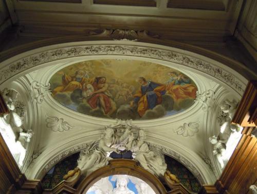 Cappella del Taja nel Palazzo ex Barabesi