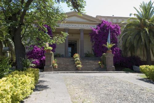 """Museo Nazionale Archeologico ed Etnografico """"Giovanni Antonio Sanna"""""""