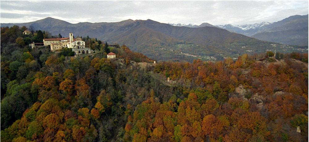 Belmonte: preistoria, un sacro monte nel  bosco