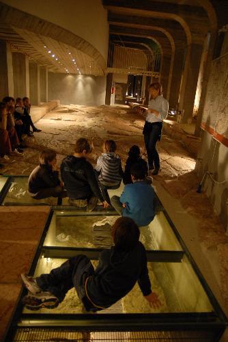 Alla scoperta di Tridentum. La città sotterranea
