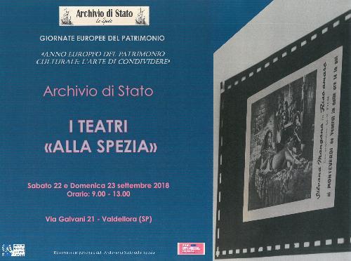 """I Teatri """"alla Spezia"""""""