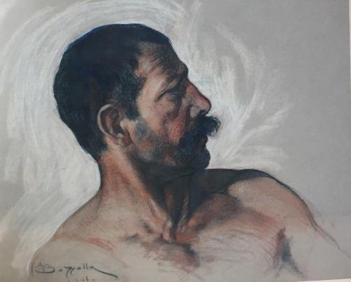 """Giuseppe Bozzalla """"Fra colori e vapori"""""""