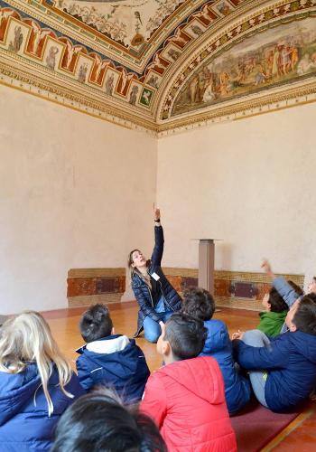 Caccia al tesoro a Palazzo Grimani