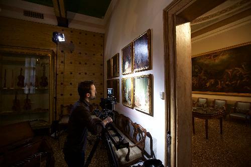 Musei e film sull'arte; Riflessioni ed esperienze per lo sviluppo di una cinematografia museale
