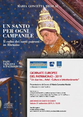 Un santo per ogni campanile. Il culto dei santi patroni in Abruzzo