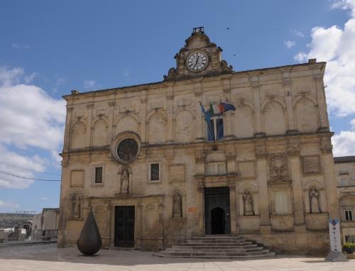 Museo nazionale d'arte medievale e moderna della Basilicata Palazzo Lanfranchi