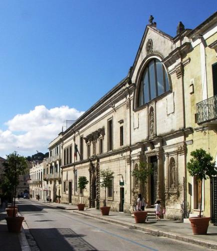"""Museo archeologico nazionale """"Domenico Ridola"""""""