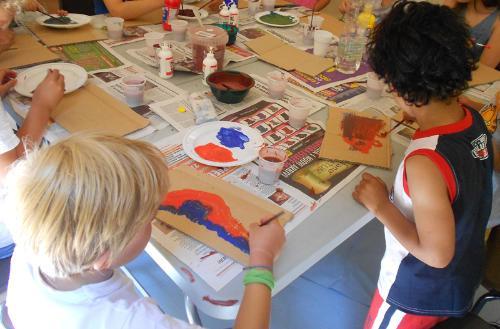 Museo pinacoteca dell'arte dei bambini