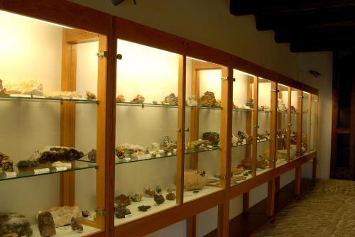 Museo dei fossili e dei minerali di Smerillo