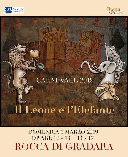 Il Leone e l' Elefante