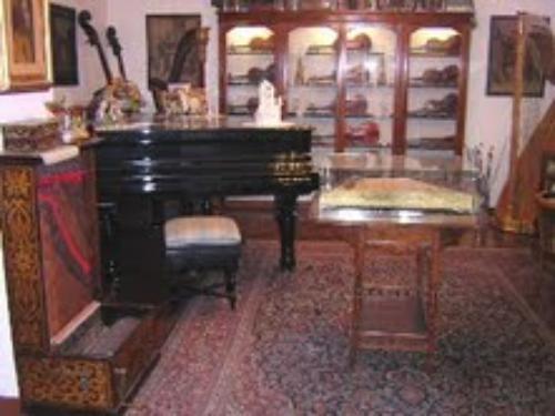 Collezione Spada antichi strumenti musicali