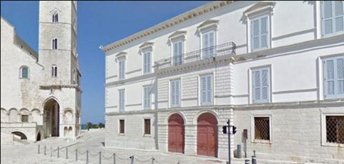 Museo diocesano dell'arcidiocesi di Trani-Barletta-Bisceglie. Sede centrale di Trani